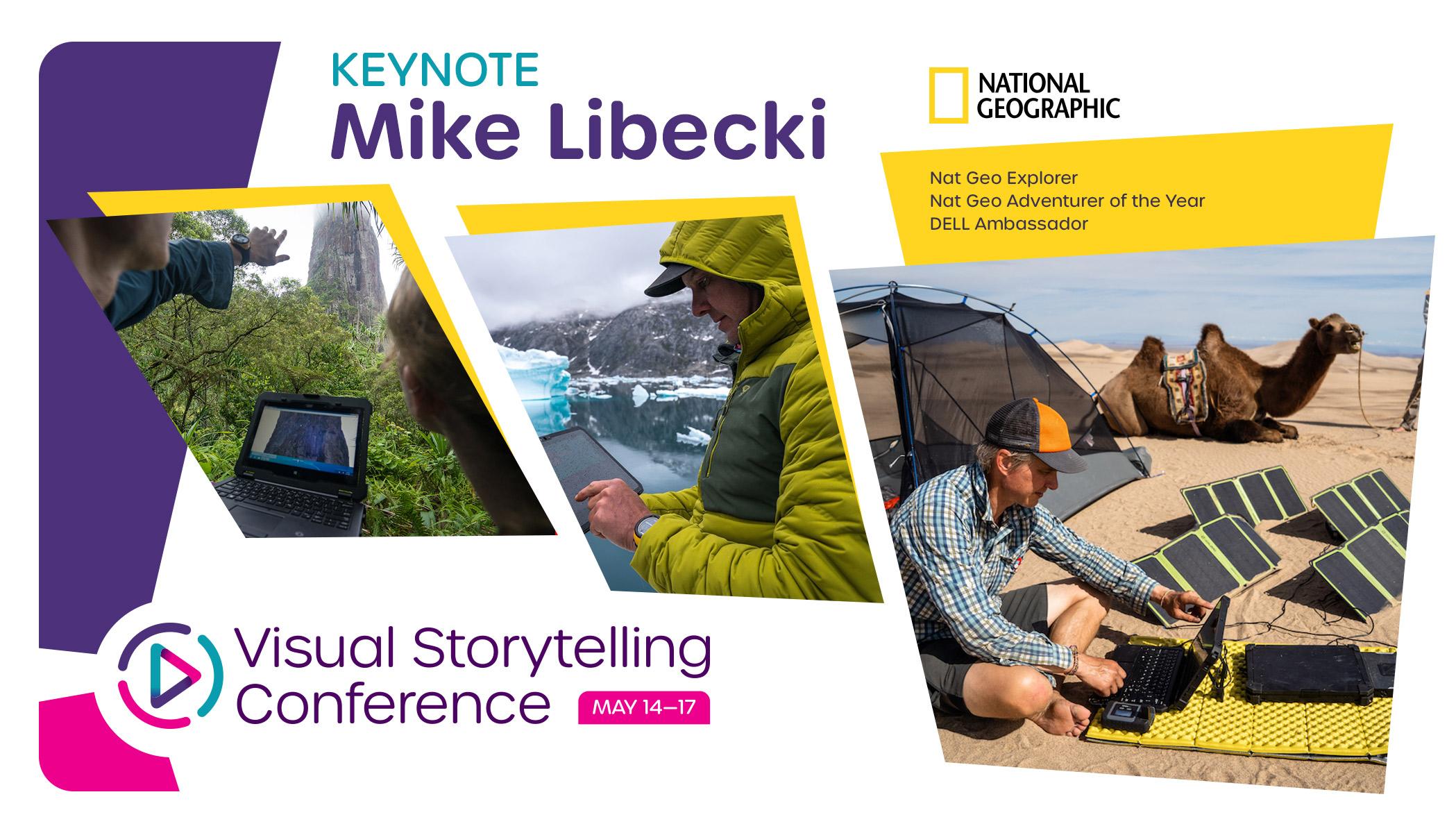 Keynote - Mike Lebecki