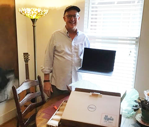 Previous Dell Giveaway winner